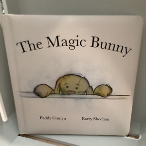 JELLYCAT PLUSH TOYS BASHFUL BUNNIES THE MAGIC BUNNY STORYBOOK