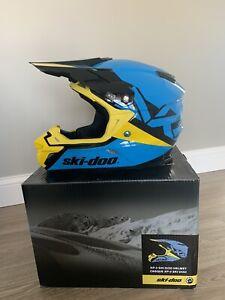 Ski-Doo XP-3 Helmet Men's XL Snowmobiling