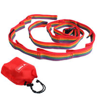 Rope Cord Outdoor Camping Hiking Accessories Colorful Tent Hang Lanyard Tent US