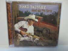 BRAD PAISLEY ~ MUD ON THE TIRES ~ 2003 BMG ~ LIKE NEW ~ MINT ~ CD