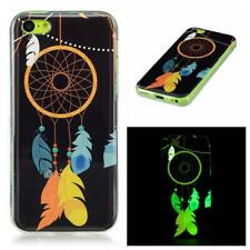 Dreamcatcher TPU Gel Cover Glow in the Dark Phone Case for Apple iPhone 5C