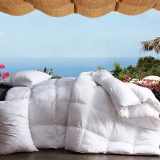 Luxury Goose Down Comforter Queen Size 100%Cotton