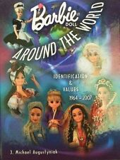 BOEK/BOOK : BARBIE AROUND THE WORLD pop poppen vintage