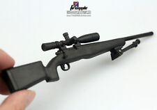 1/6 Scale Soldier Weapon Action Figure M40 Sniper Rifle Toy Model Military