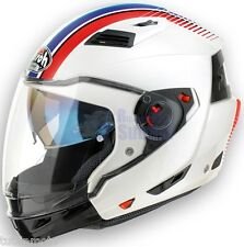 CASCO CAPACETE HELMET AIROH EXECUTIVE CROSSOVER STRIPES TG XS
