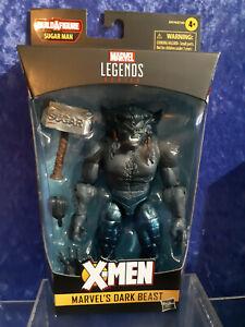 Marvel Legends Series BUILD A FIGURE X-Men Dark Beast NIB