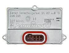 1x utilizzato HELLA 5DV 008 290-00 D2S D2R Xenon Hid Ballast Centralina ECU