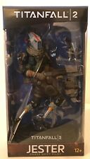 TitanFall 2 Jester phase shift pilot Figure #17 Color Tops McFarlane Toys