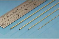 ALBION ALLOYS MBT17 Laiton – Micro Brass Tube 1.7mm OD x 0.1mm WT x 305mm L 3p