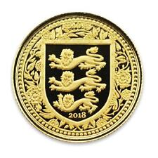 2018 1/5 oz .9999 Gold Coin Gibraltar Royal Arms BU 0.200 Troy Oz Gold #A468