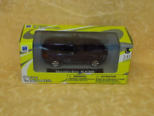 MODELLINO NEW RAY CITY CRUISER MERCEDES BENZ SLK 350 BLU 1:43 cod.19806