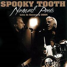 Spooky Tooth - Nomads Poets - Live In Germany 2004 (NEW CD+DVD)