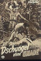 """IFB Illustrierte Film Bühne Nr. 2353 """" Dschungel ohne Gnade """""""
