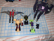 vintage transformers g1 parts lot