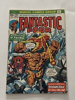 FANTASTIC FOUR #146 - Marvel Comic Book 1974 - Human Torch, The Thing