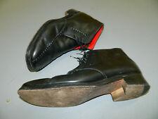 Jeffery West Croaker black leather  Chukka  /Chelsea  Winter boots size 9 (T030)