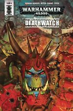 Warhammer 40,000 40k Deathwatch #3 of 4 cover A VF/NM DC Comics