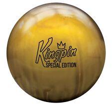14lb Brunswick Kingpin Gold Limited Edition Bowling Ball NEW!