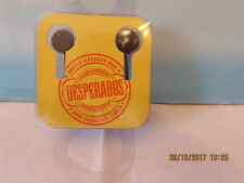 Gute kleine Mini Kopfhöhrer als Reklame  von der Biersorte Desperados
