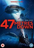 47 Metres Down [DVD][Region 2]