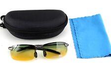 Pellor Polarised Fishing/Cycling/Driving Sunglasses Inc Hard Case