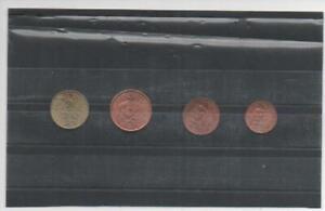 Pièces EURO France 2003 1,2,5,10 centimes . sup.
