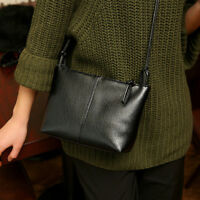 women ladi leather shoulder bag tote purse handbag messenger crossbody satche~QA