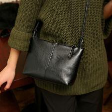 women ladi leather shoulder bag tote purse handbag messenger crossbody satche TR