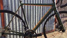 Von Cannondale Caad12 DISC RAHMEN,GABEL&STEUERSATZ Gr.52 Neu Alu-Carbon