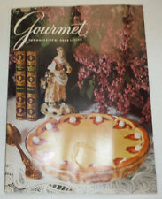 Gourmet Magazine The Herring Is Green May 1962 103114R