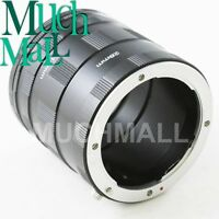 Macro Extension Tube Adapter Ring for Sony Alpha A mount A37 A58 A77 A99 A580