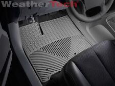 WeatherTech All-Weather Floor Mats - Toyota Sienna 8 Passenger - 2011-2012-Grey