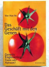 Buch (s) - DAS GESCHÄFT MIT DEN GENEN - Mae-Wan Ho