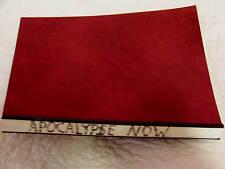 ~ APOCALYPSE NOW ~  B. TODD DURHAM - ORIGINAL SCRIPT