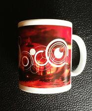 Your Name in Gallifreyan with Gallifrey background Personalised Dr Who Mug