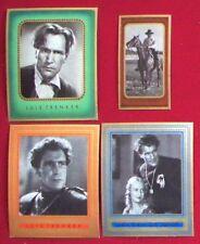 Luis Trenker 1936 1937 Bunte Filmbilder Film Stars Cigarette Cards Lot of 4
