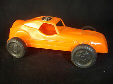 "Collectible Plastic Orange Jak Pak Inc Balloon ""Child Life Shoes"" Car"