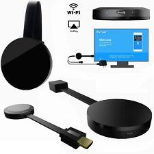 NEU Wifi MiraScreen TV-Dongle HDMI Miracast DLNA Airplay Für Google Chromecast 2