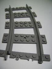 Lego City 1 gebogene Schiene,mehrere kaufen nur einmal Versandkosten