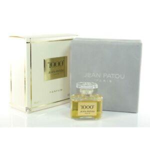 1000 by Jean Patou 0.5 OZ/15 ml Pure Parfum Perfume Women, As Imaged, Batch 2J03