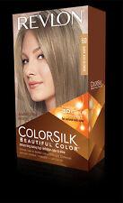 2 X Revlon Colorsilk Permanent Hair Color 60 Dark Ash Blonde 100