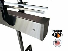 Furex Stainless Steel 6 X 4 Inline Conveyor With Plastic Table Top Belt