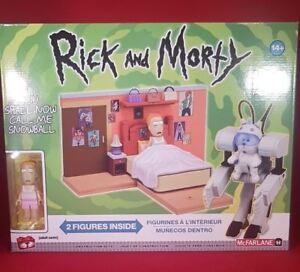 Rick and Morty You Shall Now Call Me Snowball McFarlane Toys