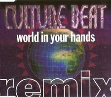 Culture Beat World in your hands-Remix (1994) [Maxi-CD]