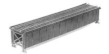 Micro Engineering 75501 - Deck Girder Bridge Kit, 50ft Open - HO Scale