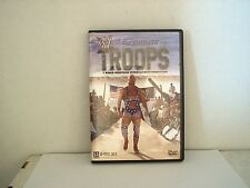 WWE Holiday Tribute to the Troops wrestling dvd movie