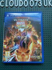 Ultimate Marvel vs. Capcom 3 UK PAL Pour Sony PSV PS Vita
