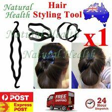 1 x Magic Beauty Twist Hair Bun Styling Tool Maker Braid Clip Accessories Stick