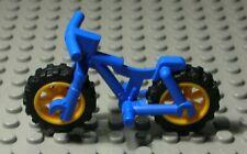 Lego Figur Zubehör Fahrrad Mountain Bike Blau                             (1361)
