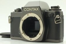 [Almost Mint] Contax S2b 35mm SLR Film Camera Body Titanium Black from Japan